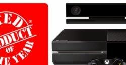 Xbox One คว้ารางวัล สินค้ายอดเยี่ยมแห่งปี 2014