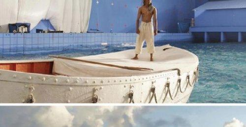 ภาพชวนอึ้งของบรรดาภาพยนตร์ดัง ก่อน-หลัง ตัดต่อ ต่างกันราวฟ้ากับเหว!