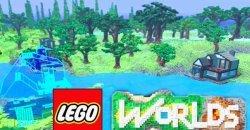 LEGO Worlds เปิดตัวพร้อมวางขายและโหลดบน steam  เเล้ว