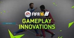 FIFA 16 ปล่อยคลิปตัวอย่างโชว์เกมเพลย์เวอร์ชั่นที่พัฒนามาเเบบเต็ม