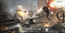 IRON SIGHT Game Military FPS แห่งโลกอนาคตปล่อย Teaser ให้ชมเเล้ว