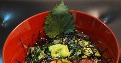 สูตรอาหาร เข้าครัวทำ ข้าวหน้าปลา Maguro อาโวกาโด ต้อนรับวันหยุดกัน!!