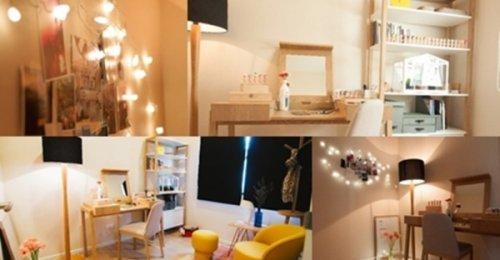 ไอเดียแต่งห้องเล็ก เปลี่ยนห้องว่าง 2.3×3 เมตร เป็นเซฟเฮ้าส์ส่วนตัวแบบเก๋ๆ