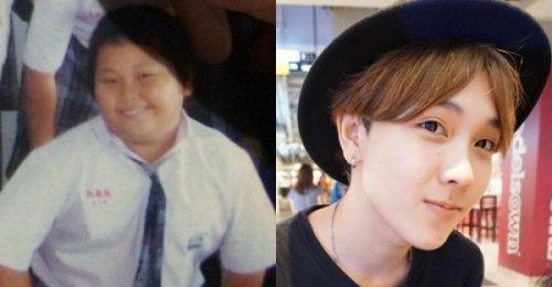 เปลี่ยนแปลงตัวเอง จากเด็กอ้วนดำกลายเป็นหนุ่มเกาหลี สุดน่ารัก เขามาไกลมาก!!