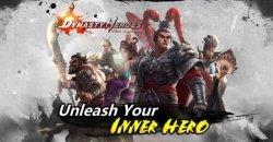 Dynasty Heroes: The Legend เตรียมเปิดให้ดาวน์โหลดภายในเดือนกันยายน 2015 นี้