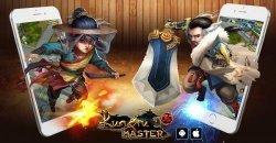 Kung Fu Master 3D เกมมือถือ  Action RPG ปล่อยดาวน์โหลดเล่นฟรีเเล้ว ทั้งระบบ iOS และ Android