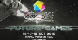 Thailand Game Show BIG Festival 2015 16-18 ตุลาคมนี้  สยามพารากอน