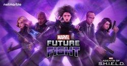 MARVEL Future Fight อัพเดท Agents of S.H.I.E.L.D