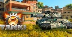 Tanki Online เกมสงครามรถถังสุดมันส์ เปิดให้ลงทะเบียนลองเล่นฟรี