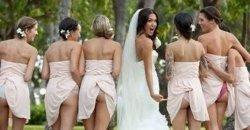 ภาพงานแต่งงาน สุดแปลกประหลาด จากทั่วโลก ที่จะทำให้คุณทั้งฮา ทั้งเงิบ!!