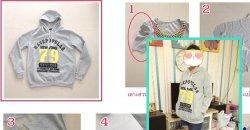 D.I.Y. เพิ่มกระเป๋าให้เสื้อตัวเก่ง สวยเก๋ได้ไม่ซ้ำใคร