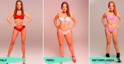 ภาพโฟโต้ช้อป มาตรฐานความงามของหญิงสาวในแต่ละประเทศ ต่างกันอย่างสิ้นเชิง!