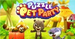 Puzzle Pet Party เกมมือถือจากค่าย Netmarble เปิดลงทะเบียนแล้ว