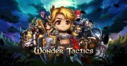 Wonder Tactics เกมส์มือถือ RPG โหลดเล่นผ่าน Google play ได้เแล้ววันนี้