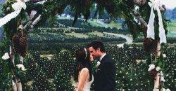 งานแต่งงาน คู่รักจัดงานแต่งในฟาร์มต้นคริสต์มาส บรรยากาศงดงามราวกับอยู่ในเทพนิยาย!