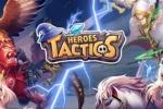 Heroes Tactics  เกมส์มือถือแนว Turn-Based RPG ส่งตรงจากญี่ปุ่น โหลดฟรี iOS และ Android
