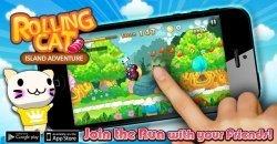 Rolling Cat  เจ้าเหมียวน้อยผจญภัย เกมฟรีทั้งระบบ iOS และ Android