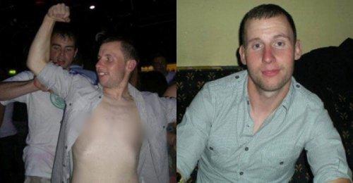 หนุ่มขี้ก้างเปลี่ยนตัวเองเป็นหนุ่มกล้ามโต ภายในเวลาแค่ 16 สัปดาห์ สุดยอด!!