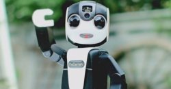 สมาร์ทโฟนหุ่นยนตร์  RoboHon อีกหนึ่งสมาร์ทโฟนดีดี ที่ส่งตรงจากญี่ปุ่น