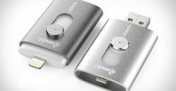 iStick USB Flash Drive แฟลชไดร์ฟสำหรับเพิ่มความจำตัวเครื่อง สำหรับiPhone