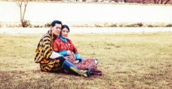เผย ภาพเจ้าชายจิกมี และ พระชายา ขณะทรงตั้งพระครรภ์ ที่ถูกเผยแพร่โดยรัฐบาลภูฏาน