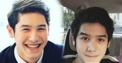 แพทริค ชานน เปลี่ยนไปมาก! จากหนุ่มน้อยหน้าใส ตอนนี้ไว้หนวดไว้เคราซะแล้ว!