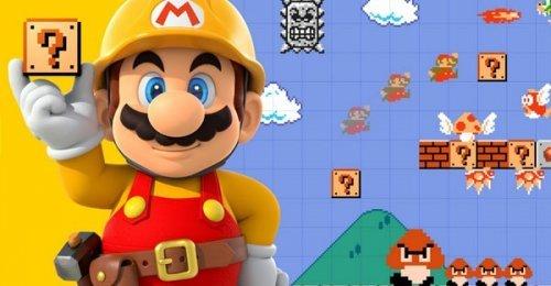 Super Mario Maker เกมยอดฮิตตลอดกาล ขายไปแล้ว 1ล้านชุดในอเมริกา