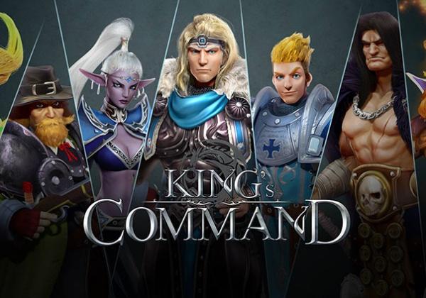 King's Command  สุดยอกเกมส์วางแผนรบ เปิดให้บริการแล้วทั้งในระบบ iOS และ Andriod
