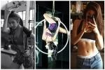 ดาราออกกําลังกาย ส่องท่ายากของเหล่าคนดัง ขณะออกกำลังกาย แต่ละคนแข็งแกร่งมาก!