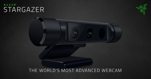 Razer Stargazer นวัตกรรมใหม่ของ WebCam สุดล้ำ สแกนใบหน้าและวัตถุ 3D ได้