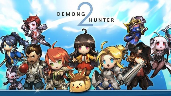 Demon Hunter 2 เกมส์มือถือ action RPG ปล่อยดาวน์โหลดเเล้วทั้ง Android / iOS