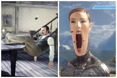 รวมภาพบัคเกมส์ ที่เห็นเเล้วที่จะทำให้คุณหัวเราะจนหยุดไม่ได้