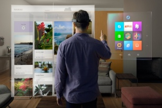 Microsoft HoloLens เทคโนโลยีที่กำลังจะมาเบียด iPhone