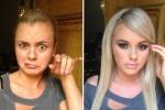 13 ภาพ before - after พลังแห่งการแต่งหน้า ที่ทำให้เปลี่ยนไปเหมือนคนละคน สุดยอด!!
