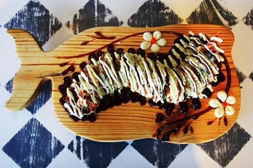 Maki Maki Sushi Bar & Bistro ร้านอาหารญี่ปุ่นสไตล์ฟิวชั่น ที่จะทำให้คุณไม่ผิดหวัง !!