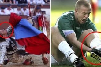 15 ภายอุบัติเหตุทางการกีฬา ที่จะสร้างความสยองให้กับคนจิตอ่อน ดูแล้วช็อค!!