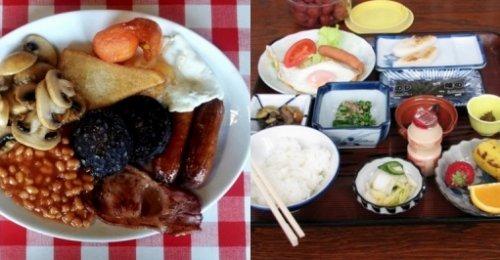 รวมอาหารเช้าทั่วโลกกว่า 23 ประเทศพวกเขากินอะไรกันบ้าง หน้าตาเป็นอย่างไร มาดูกัน