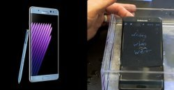 Samsung Galaxy Note 7 มาดูกันว่ามีอะไรเด็ดๆเกิดขึ้นกับรุ่นนี้บ้าง ก่อนวางตลาดในเดือนนี้