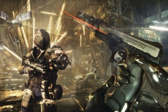 Deus Ex: Mankind Divided เผยวันวางจำหน่ายเเล้ว
