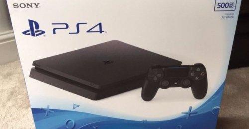 PS4 Slim จริงหรือนี่ !!! หลุดออกมาทั้งกล่อง ทั้งเซ็ต แถมราคายัง
