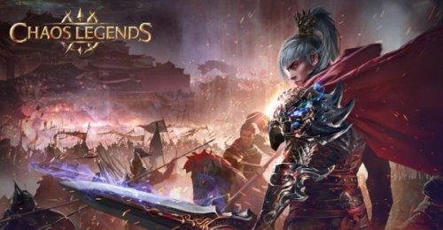 Chaos Legends เกมส์มือถือ RPG เวอร์ชั่นไทยระเบิดศึกเเล้ววันนี้