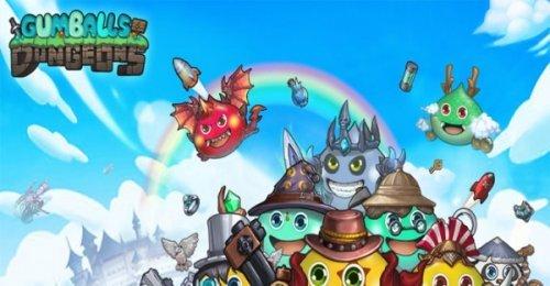 Gumballs & Dungeons ล่าสมบัติใต้พิภพเกมมือถือ RPG & ผจญภัยสุดมันส์ ดาวน์โหลดฟรี!!!