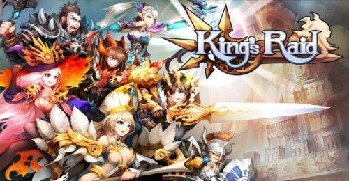 King's Raid สุดยอดเกมส์ RPG เตรียมเปิดให้ลงทะเบียนเล่นเกมส์ล่วงหน้าแล้ว
