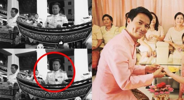 มือระนาดเอกที่ถวายงานพิธีพระบรมศพพระเจ้าอยู่หัวในพระบรมโกศ แท้จริงคือสามีดาราสาวคนนี้!