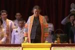 สมเด็จพระเทพฯ ทรงพระกันแสง ขณะบัณฑิตจุฬาร่วมใจกันร้องเพลงสรรเสริญพระบารมี(คลิป)