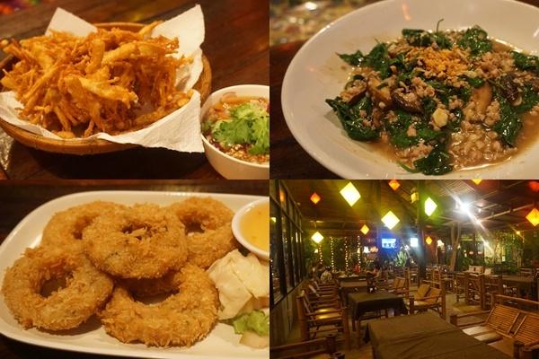 สถานีใบไม้ ร้านอาหารไทยสุดโดนใจย่านบางพลี