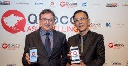 กันตนา เอ็ดดูเทนเมนท์-คิวโค เปิดตัว Qooco Talk แอพพลิเคชั่นฝึกภาษานวัตกรรมใหม่สอดรับ ไทยแลนด์ 4.0
