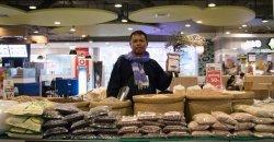 ตลาดค้าข้าว ซีคอนสแควร์ - ซีคอน บางแค คึกคัก ประชาชนร่วมอุดหนุนข้าวสารจากชาวนาตรงสู่ผู้บริโภค