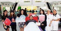 ABC ร่วมกับ สภากาชาดไทย บริจาคโลหิตเพื่อการกุศล