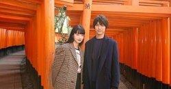 นานะ โคมัตสึ-โซตะ ฟุคุชิ เปิดตัวภาพยนตร์รักโลกคู่ขนาน Tomorrorw I will date with yesterday's you